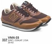 Sepatu Sneakers Pria VMA 03
