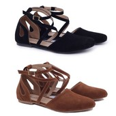 Flat Shoes Gareu Shoes RGN 7188