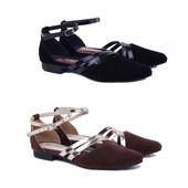 Flat Shoes Gareu Shoes RIR 7184