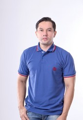 Kaos T Shirt Pria Gareu Shoes RGB 4589