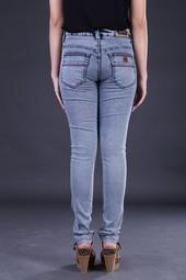 Celana Jeans Wanita Abu BND 1544