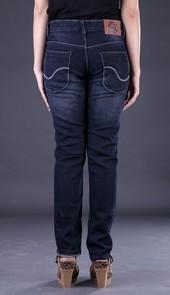 Celana Jeans Wanita Biru BUD 004