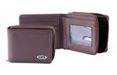 Dompet Pria Coklat GAS 6539
