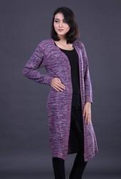 Dress Ungu FTN 009