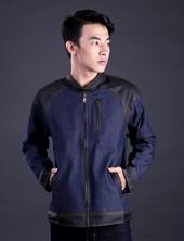 Jaket Pria Biru FDT 005