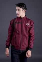 Jaket Pria Maroon FAJ 022