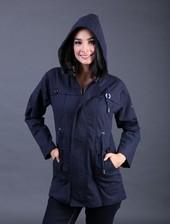 Jaket Wanita Biru FEN 004