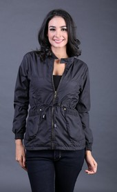 Jaket Wanita Hitam FYL 008