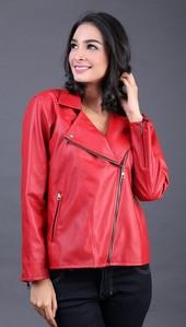 Jaket Wanita Merah FYL 009
