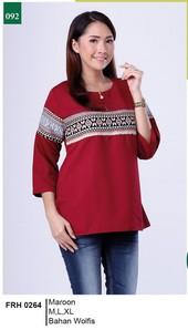 Atasan Garsel Fashion FRH 0264