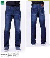 Celana Jeans Pria BND 4701