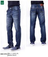 Celana Jeans Pria BND 4703