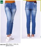 Celana Panjang Wanita Garsel Fashion BND 4201