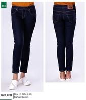 Celana Panjang Wanita Garsel Fashion BUD 4206