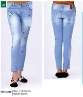 Celana Panjang Wanita Garsel Fashion FDH 4208