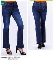 Celana Panjang Wanita Garsel Fashion FDH 4210
