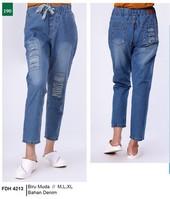 Celana Panjang Wanita Garsel Fashion FDH 4213