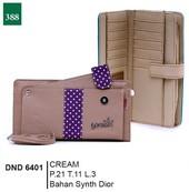 Dompet Wanita Garsel Fashion DND 6401