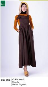 Gamis Garsel Fashion FDL 0010