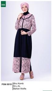 Gamis Garsel Fashion FGN 0015