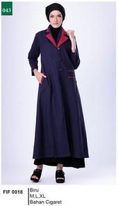 Gamis Garsel Fashion FIF 0018