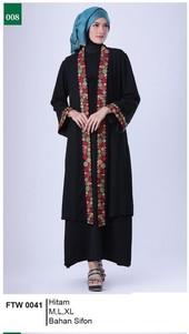Gamis Garsel Fashion FTW 0041