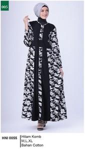 Gamis Garsel Fashion HNI 0055