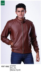 Jaket Pria Garsel Fashion FDT 1502