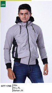 Jaket Pria Garsel Fashion GTT 1765