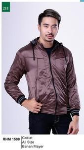 Jaket Pria Garsel Fashion RHM 1508