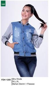 Jaket Wanita Garsel Fashion FDH 1250