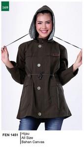 Jaket Wanita Garsel Fashion FEN 1451