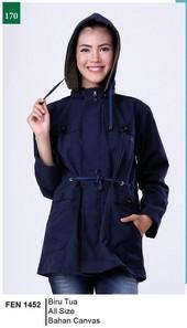 Jaket Wanita Garsel Fashion FEN 1452