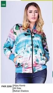 Jaket Wanita Garsel Fashion FKR 2255
