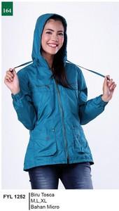 Jaket Wanita Garsel Fashion FYL 1252