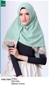Jilbab Garsel Fashion FKR 7000
