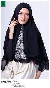 Jilbab Garsel Fashion FKR 7001