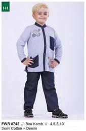 Pakaian Anak Laki FWR 0748