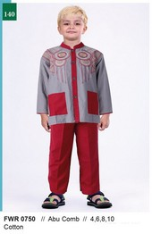 Pakaian Anak Laki FWR 0750