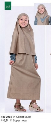 Pakaian Anak Perempuan Garsel Fashion FID 0064