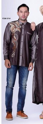 Pakaian Pasangan Garsel Fashion FDM 0741