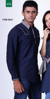Pakaian Pasangan Garsel Fashion FDM 0841