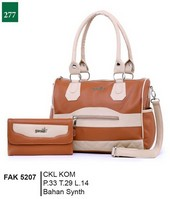 Tas Wanita Garsel Fashion FAK 5207