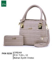 Tas Wanita Garsel Fashion FKN 5235