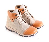 Sepatu Anak Laki Garsel Shoes L 230