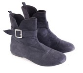 Sepatu Boots Wanita Garsel Shoes L 583