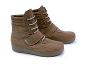 Sepatu Boots Wanita Garsel Shoes GYT 2755
