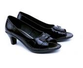 Sepatu Formal Wanita Garsel Shoes GEM 5007