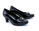 Sepatu Formal Wanita Garsel Shoes GEM 5009