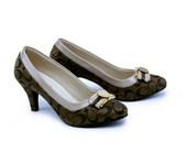 Sepatu Formal Wanita Garsel Shoes GGN 5013